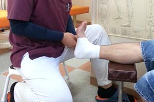 スポーツ障害施術