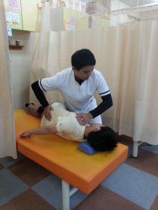 坐骨神経治療