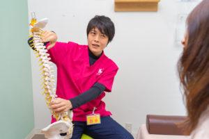 背骨・検査